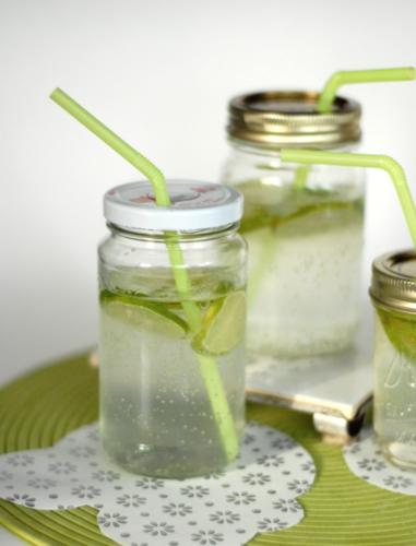 Food jar glasses