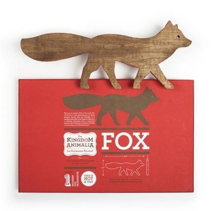 Fox (wood